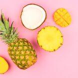 トロピカルフルーツの季節到来! マンゴーやパインを食べる際に気を付けたいこと