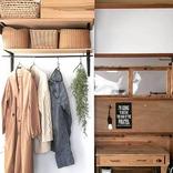 洋服収納はDIYでおしゃれに♪手作りで叶えるすっきりアイデアを大公開!