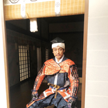 片岡愛之助『麒麟がくる』今川義元の役衣装オフショット