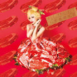 "ALI PROJECT、アルバム『人生美味礼讃』のジャケ写で魅せる新衣装は衝撃の""肉ドレス"""