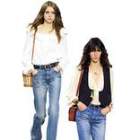 ブルーデニムは今、こう着るべき|モデルの私服、コレクションやストリートSNAPから考察