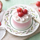 【コージーコーナー】季節のショートケーキ「佐藤錦のコージープリンセス」発売だよ