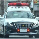 パトカーの赤色灯の下の白い箱の中身はなんだ?