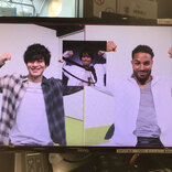 """石川界人、超マッスルな""""浪川大輔(?)""""に大興奮!?"""