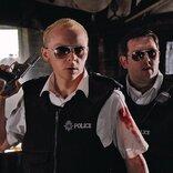 凸凹警官コンビ、カムバック! エドガー・ライト監督の傑作アクション・コメディ『ホット・ファズ』復活上映決定