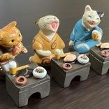 【ガチャガチャ】「猫の宴」は控えめに言って傑作です / ジワジワくるニャンコのカプセルトイ3選!