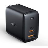 【きょうのセール情報】Amazonタイムセールで、AUKEYのType-CとA対応・GaN採用の急速充電器や700円台の洗車タオル3枚セットがお買い得に