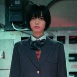 平手友梨奈、謎の女子高生役の場面写真「目力すごい」「漫画から出て来た」好評