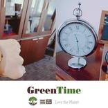 木の温もりを日常に取り入れよう。Green Timeの新作腕時計がmachi-yaに新登場!