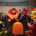 ディズニー映画「シュガー・ラッシュ」悪役だってヒーローになりたい!