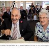 「高齢者住宅で恋した」100歳&102歳が結婚 「燃え上がるようなパートナーが欲しい」83歳女性も