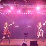 AKB48向井地美音&岡田奈々 2か月半ぶり劇場公演、ときに近づきがちなふたり