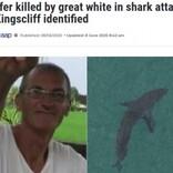 サーフィン中サメに襲われた60歳男性、友人ら果敢に救出も死亡(豪)<動画あり>
