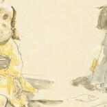 長編アニメ『犬王』 松本大洋のキャラ原案&メインスタッフ公開 湯浅監督コメントも