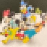 ホントに飛び出す? ディズニーの『不思議なトリックアート塗り絵』を塗ってみた!