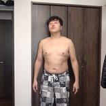 エハラマサヒロ、2か月で-10kg減量に成功!家族で挑んだダイエットに「楽しみながらやってるの素敵」