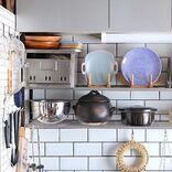 キッチン周りの上手な収納方法!料理の時間が楽しくなるすっきりアイデア♪