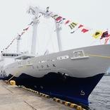 東海汽船、6月25日就航の3代目「さるびあ丸」を公開