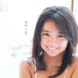 大原優乃(20)が「週刊少年チャンピオン」のグラビアに登場!夏が待ち遠しくなる水着姿を披露!