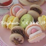 ケーキ専門通販サイトCake.jpに韓国で人気のスイーツ「トゥンカロン」が新登場!