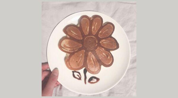 作って楽しい見て楽しい♡『お絵かきパンケーキ』を紹介!実際に作ってみたよ!