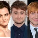 『ハリー・ポッター』エマ・ワトソンら子役たちの今 ビジュアル様変わりした人も