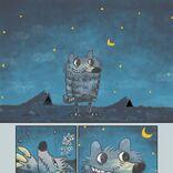 「泣ける」とSNSで反響の漫画『眠れないオオカミ』。作者が乗り越えたコロナ失業