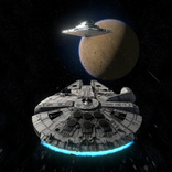 スターファイターを操縦するスマホゲームが登場!スター・ウォーズ スターファイター・ミッション