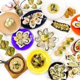 ゼネラル・オイスター、期間限定で生牡蠣など牡蠣料理20品が食べ放題