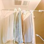 洗濯物が乾かない!?浴室乾燥機の効率のよい使い方