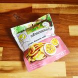 【カルディ】想像外の華やかなおいしさ!「タマリンドハウス バナナチップスサンド」