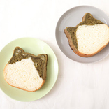 【ほうじ茶×ホワイトチョコチップ】期間限定「ねこねこ食パン ほうじ茶」発売中!