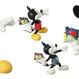 アパレルコラボミッキーマウスがフィギュアになって登場!