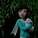 ディズニー伝説のアニメーターが監督『フェイフェイと月の冒険』 今秋配信&予告編解禁