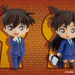 TVアニメ『名探偵コナン』の「工藤新一」「毛利蘭」がねんどろいどになって登場 本日予約開始