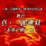 20周年記念!『舞台 真・三國無双 ~赤壁の戦いIF~』郭嘉役に丘山晴己
