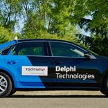 TomTomとデルファイ・テクノロジーズが先進運転支援システムで燃費を大幅向上