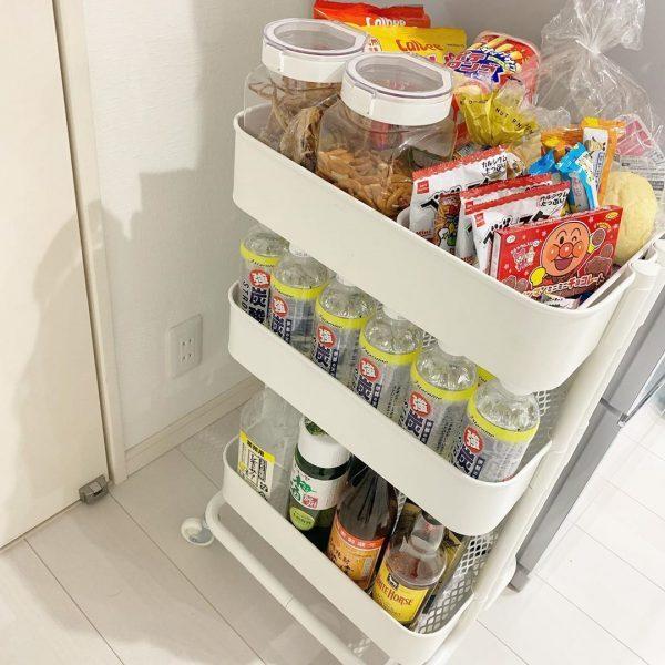 IKEAでおすすめの収納アイテム2