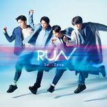 Sexy Zone、新レーベル「Top J Records」より新曲『RUN』8月5日にリリース決定