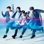 Sexy Zone、新レーベル「Top J Records」から第1弾作品 シングル「RUN」8/5にリリース決定!