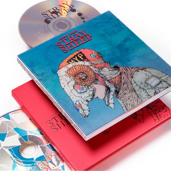 米津玄師『STRAY SHEEP』アートブック盤DVD付き