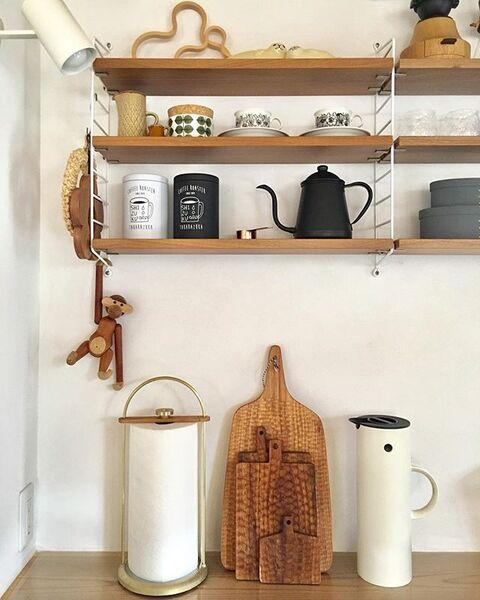 キッチンペーパーの収納5