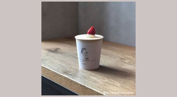 可愛いカップショートケーキがテイクアウト出来るカフェ『BRICK LANE(ブリックレーン)』を紹介!