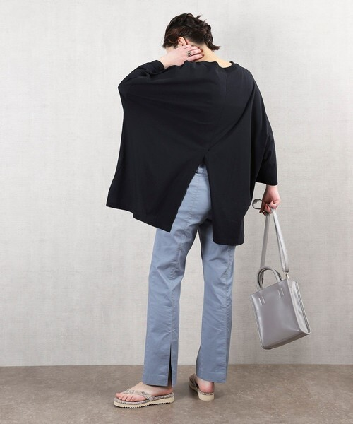 [FREAK'S STORE] 【WEB限定】バックスリットTシャツ