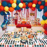 誕生日をかわいく盛り上げる!100均アイテムを使った誕生日の飾りつけ