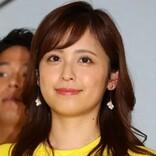 久慈暁子アナ、マスク姿披露に反響「美しさが漏れてます」