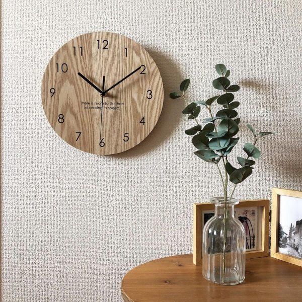 【3COINS】上質な掛け時計