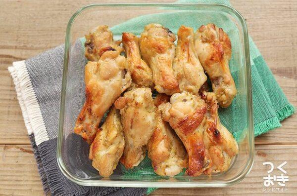 人気の簡単レシピ!鶏手羽元の柚子胡椒グリル