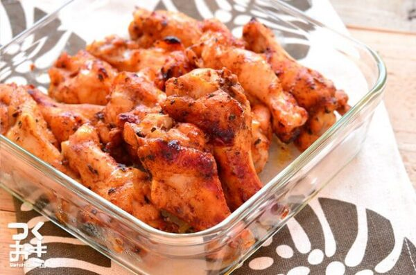 鶏手羽元の絶品レシピ!エスニックチキングリル