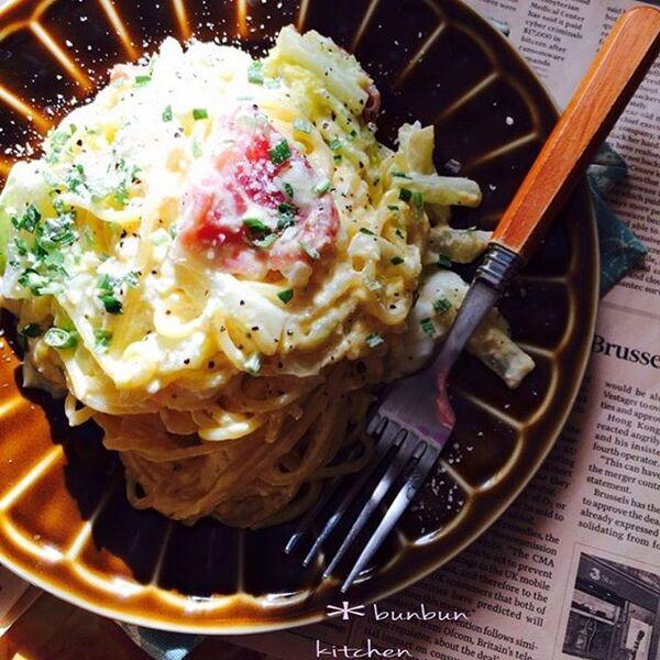 洋食におすすめ白菜レシピ《主菜・副菜》